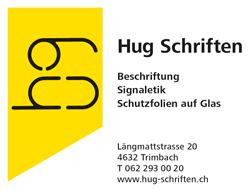 Hug Schriften